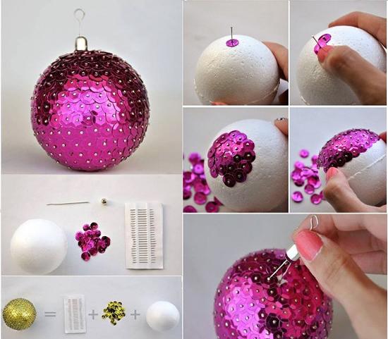 Как сделать шары своими руками поэтапно